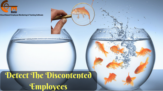 Detect The Discontented Employees, Before They Become Extortions: