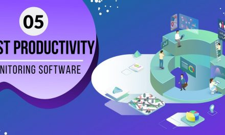 05 Best Time Tracking and Productivity Monitoring Software In 2020