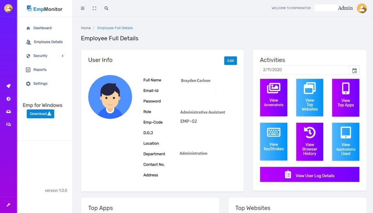 Remote-Employee-Monitoring