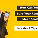 remote-team-meet-deadlines