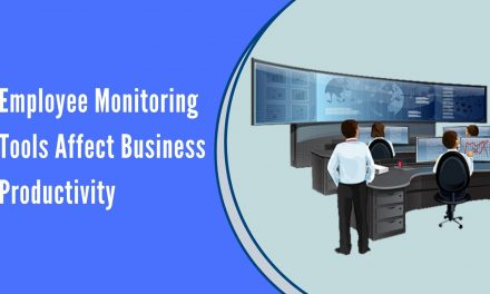 How Does Employee Monitoring Tools Affect The Productivity Of The Business?