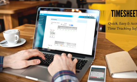Even-handled Timesheets:  Quick, Easy & Accurate Time Tracking Software