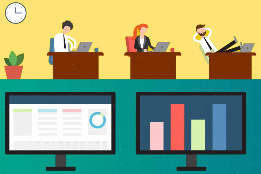 Top 3 Employee Productivity Measurement Tools on The Market