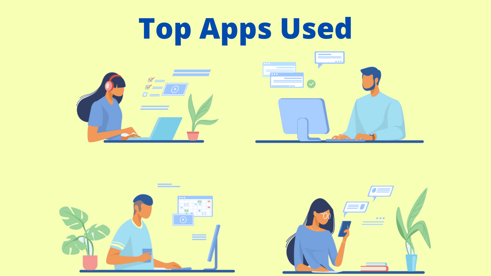 top-apps-used