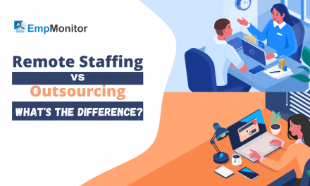 Remote Staffing Vs Outsourcing: What's The Difference?