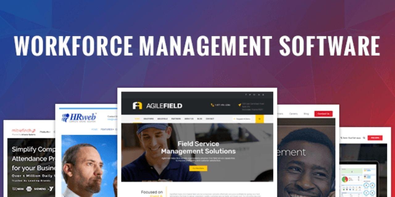 Top 10 Workforce Management Software 2022
