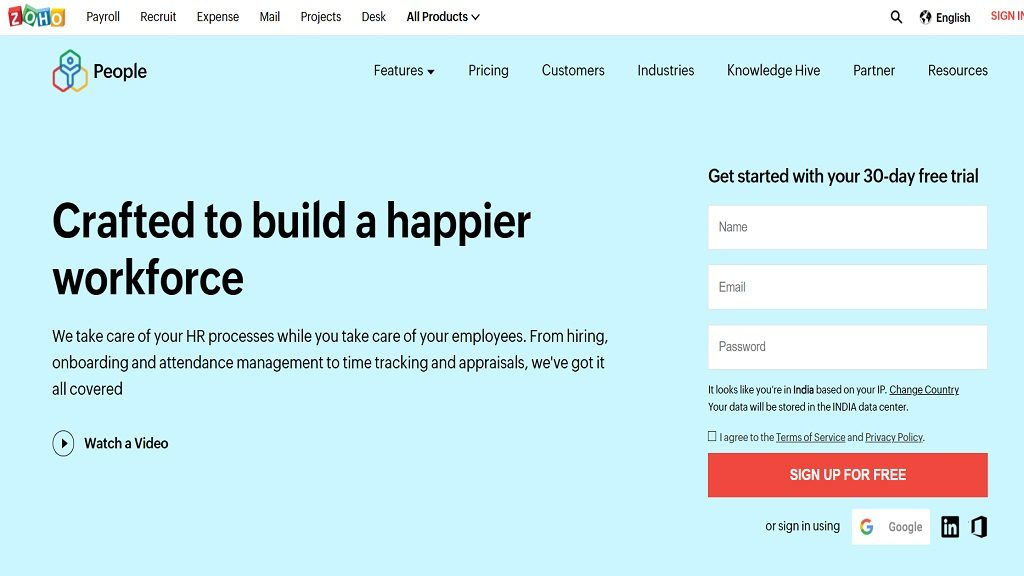 workforce-management-software-zoho-people